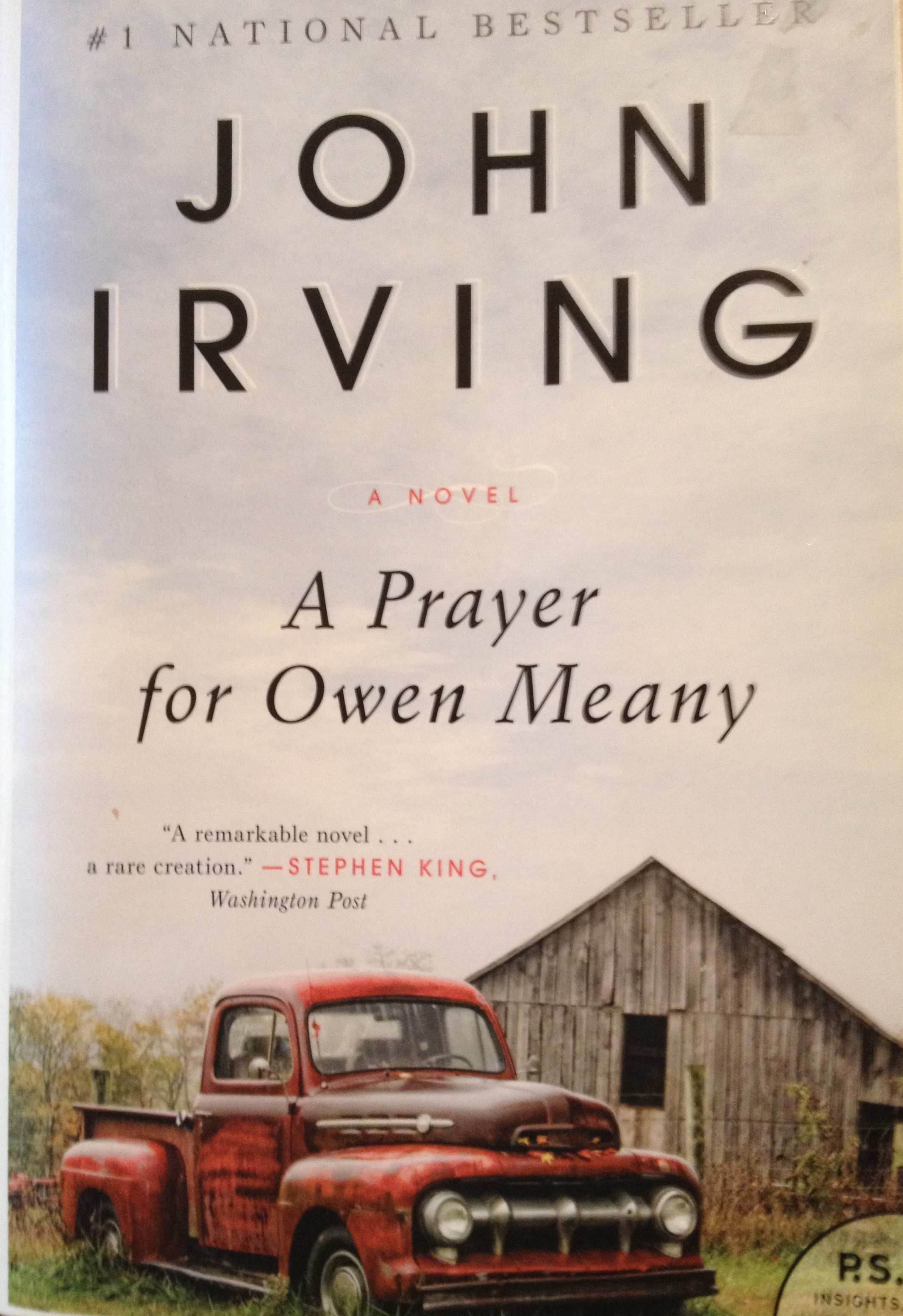 a prominent symbols in a prayer for owen meany by john irving Enjoy millions of the latest android apps, games, music, movies, tv, books, magazines & more anytime, anywhere, across your devices.
