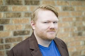 Author, Ryan McSwain
