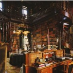 Henry Higgins library