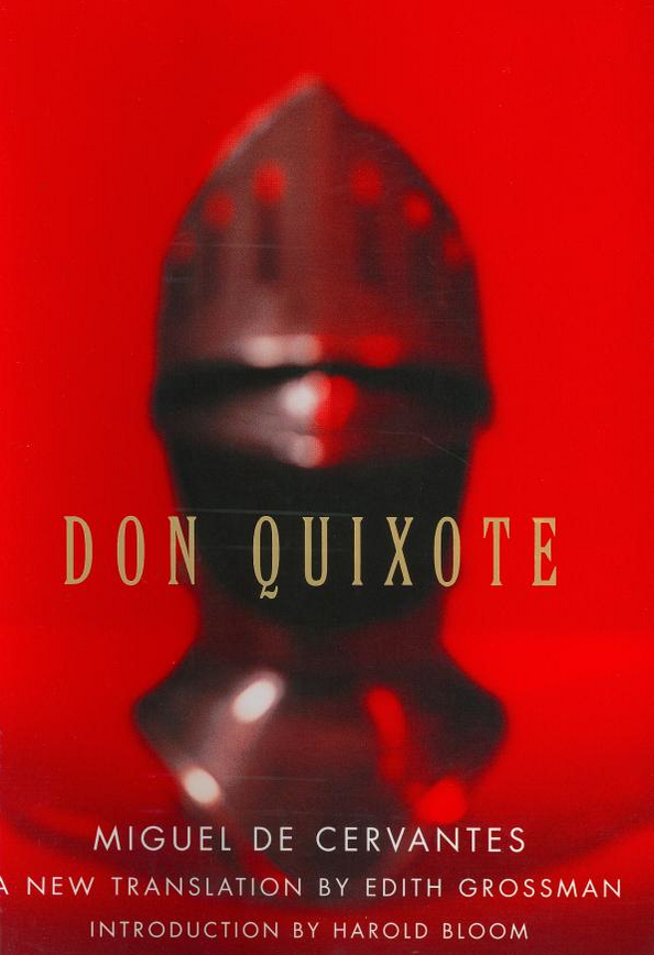 Don Quixote Cover