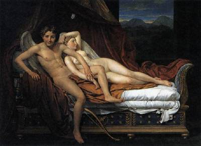 Cupid and Psyche_David