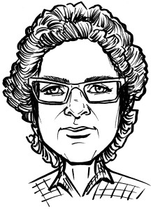 Mille Mack's Caricature