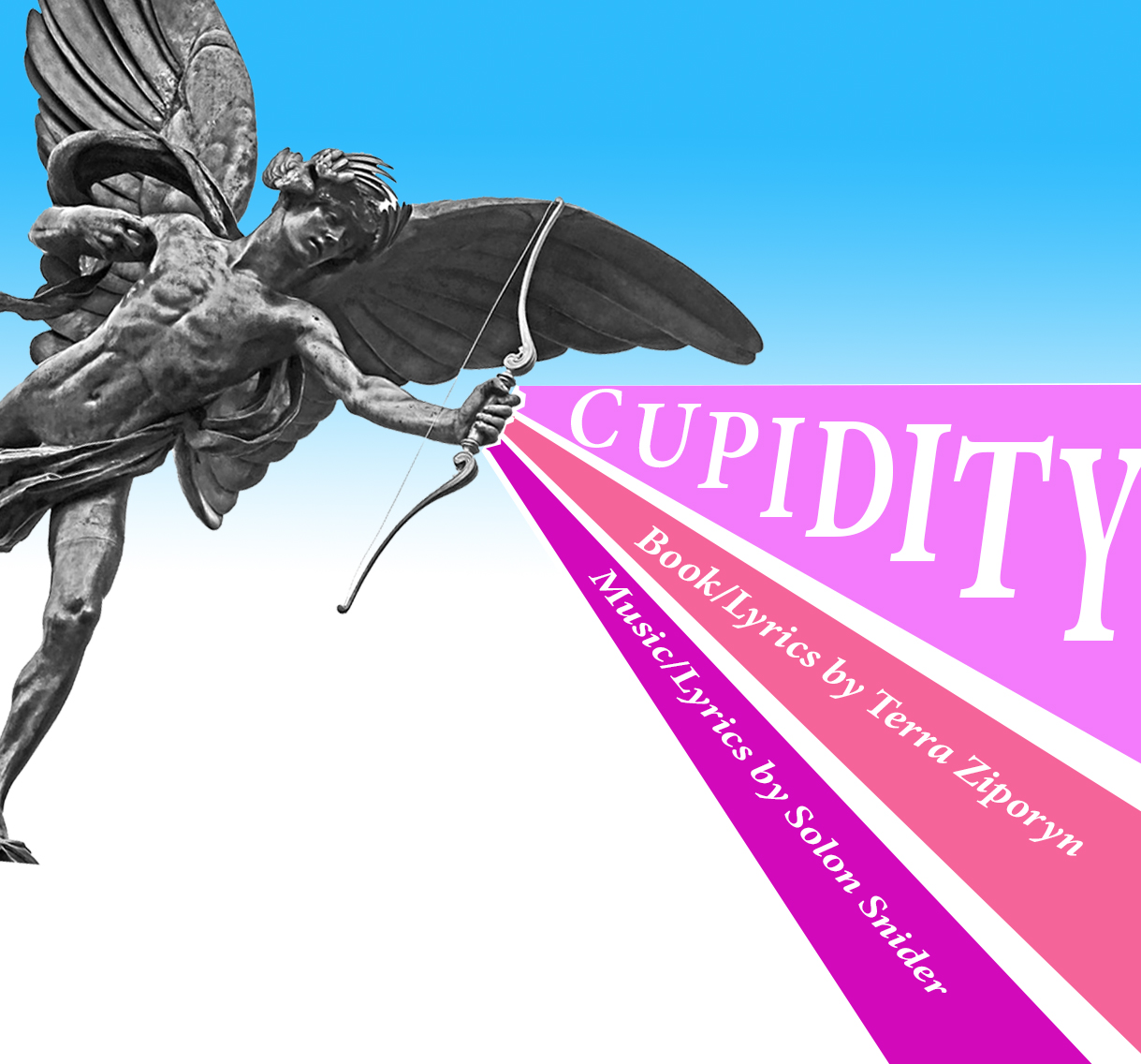CUPIDITY draft poster