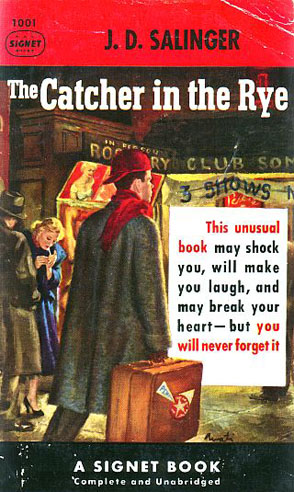 a look at the protagonist holden caulfield in the catcher in the rye In the catcher in the rye, holden caulfield is considered an anti-hero students can create storyboards with cells tracking the protagonist's actions, and find support that categorizes him as an anti-hero.