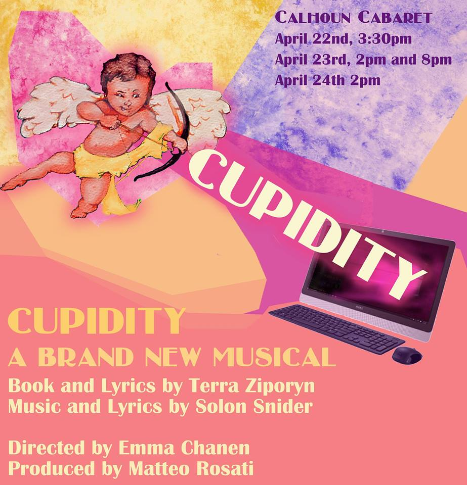 CUPIDITY Poster 41316