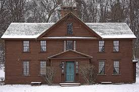 Orchard House, the childhood home of Louisa May Alcott, Concord, MA