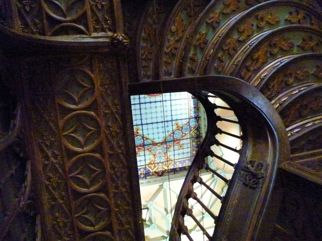 Skylight in Lello's