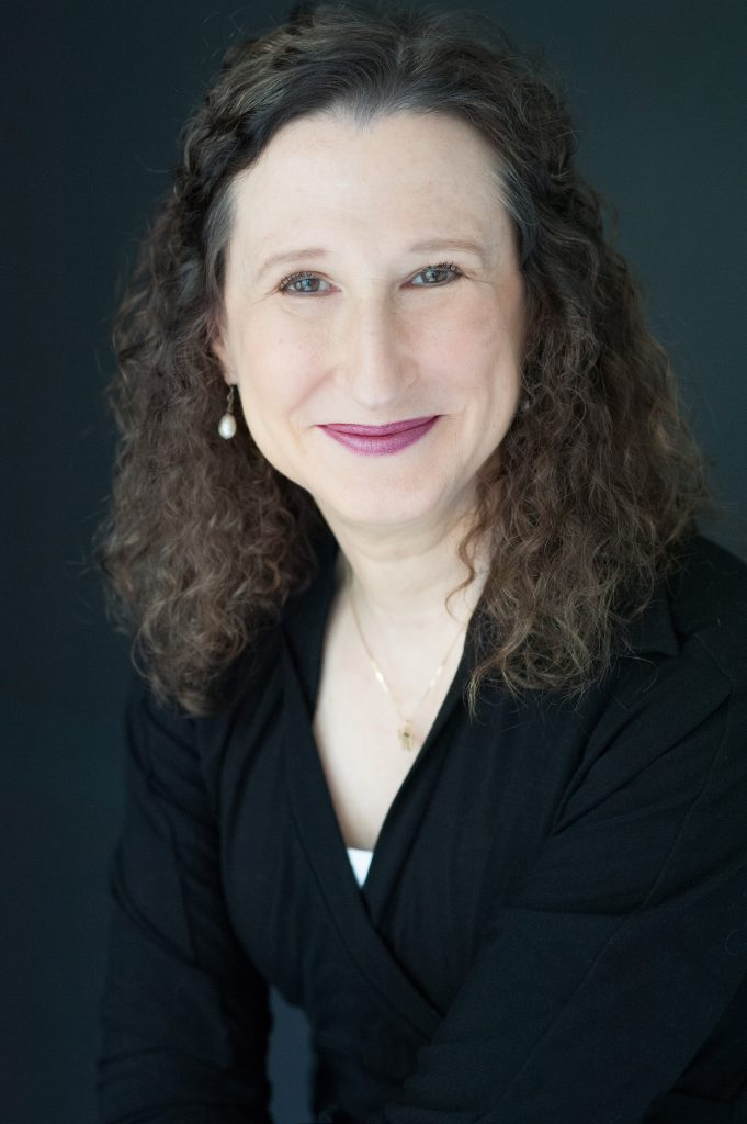 Headshot of Author Nancy Burke