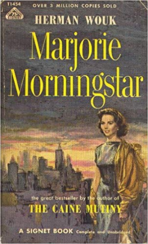 Marjorie Morningstar--Cover