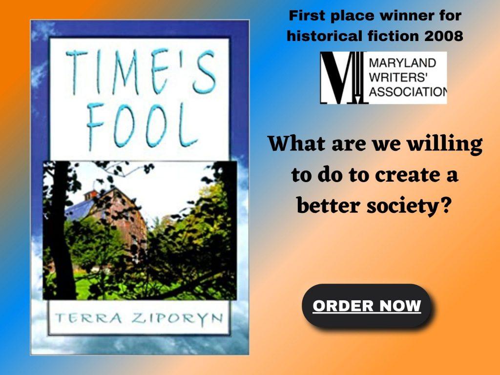 Time's Fool by Terra Ziporyn