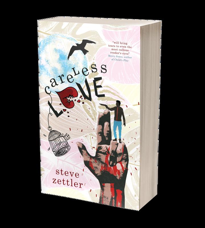 Careless Love, a novel by Steve Zettler